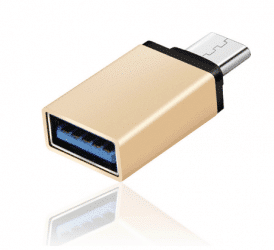 usb-c usb 3.0 adapter macbook gold silver space gray