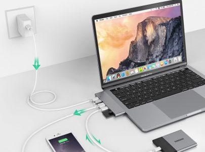 Top 5 best verkochte USB-C Adapters / Hubs