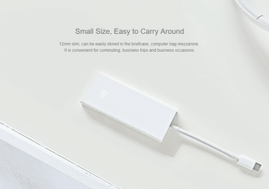 Xiaomi mini displayport