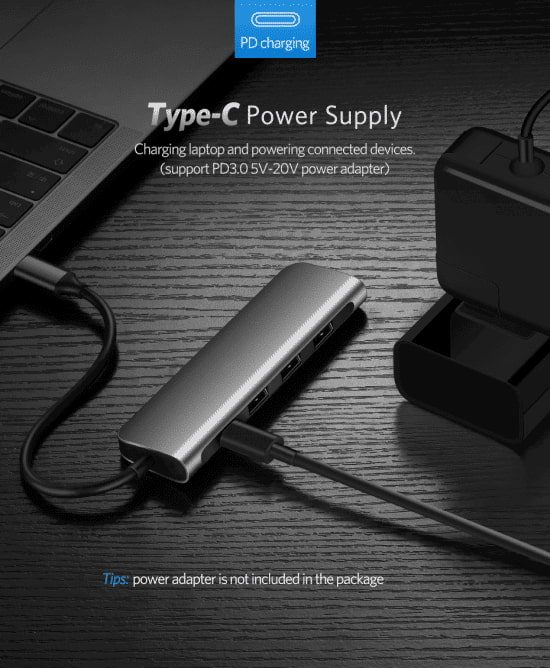 Type C power supply