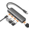 Levin 5-in-1 USB-C Hub met HDMI 4K