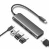 Levin 5-in-1 USB-C Hub met HDMI 4K zonder names