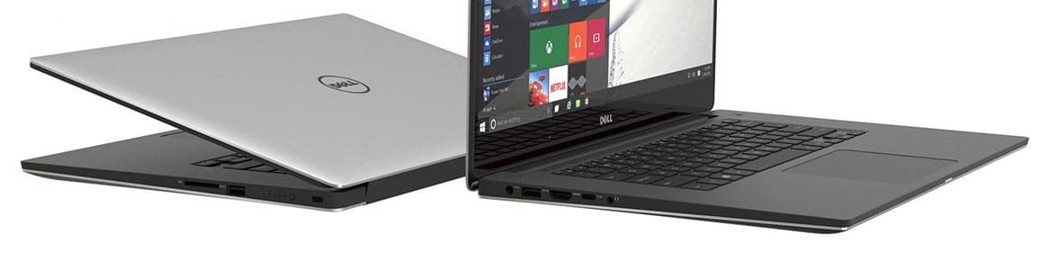 Dell Laptop met USB-C