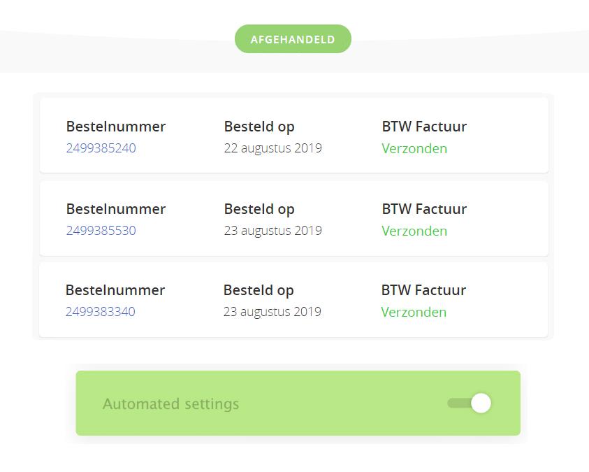 Automatiseer je Bol.com BTW Facturen met Bolmate.nl