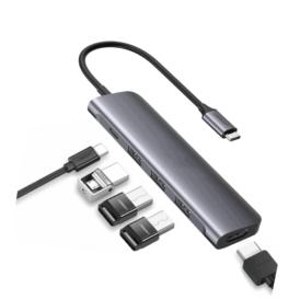 5-in-1 USB-C hub