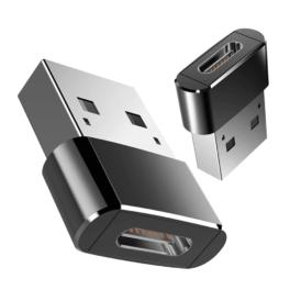 USB-A naar USB-C female