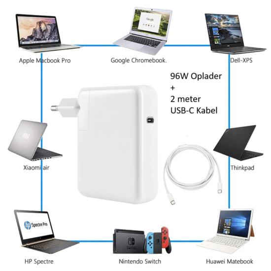 USB-C 96W oplader