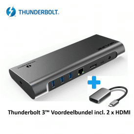 Thunderbolt3 docking station