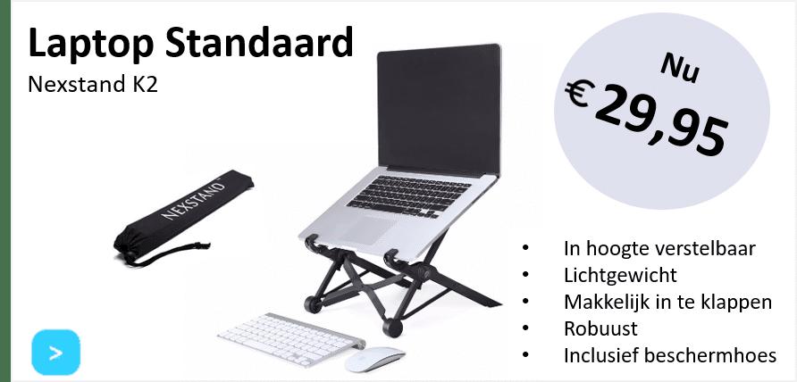 Laptop standaard Nextstand K2
