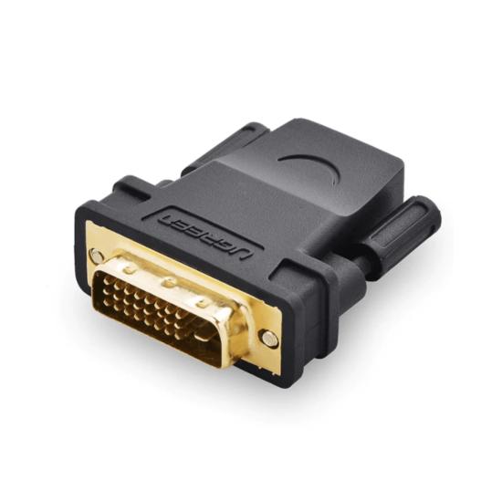 DVI naar HDMI adapter