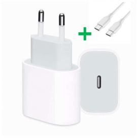 USB-C oplader 20W