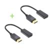 DisplayPort naar HDMI adapter bundel